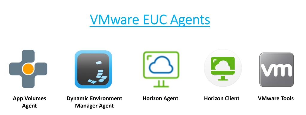 VMware EUC Agents